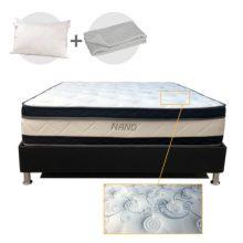 clochón nano más base cama